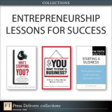Omslag - Entrepreneurship Lessons for Success (Collection)