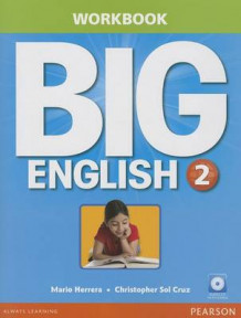Big English: Workbook 2 av Mario Herrera og Christopher Sol Cruz (Blandet mediaprodukt)