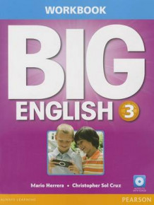 Big English 3 Workbook W/audioCD av Mario Herrera og Christopher Sol Cruz (Blandet mediaprodukt)