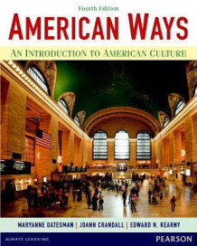 American Ways: An Introduction to American Culture av Maryanne Datesman, Jo Ann Crandall og Edward N. Kearny (Heftet)