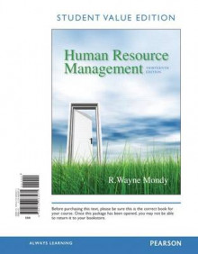 Human Resource Management av R Wayne Dean Mondy (Perm)