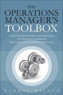 The Operations Manager's Toolbox av Randal Wilson (Innbundet)