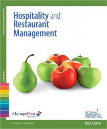 Hospitality and Restaurant Management with Access Code av Association Solutions National Restaurant Association (Blandet mediaprodukt)