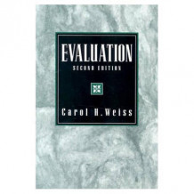 Evaluation av Carol H. Weiss (Heftet)
