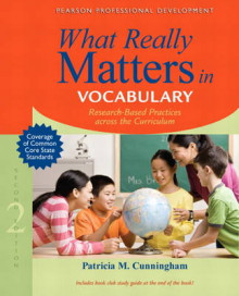 What Really Matters in Vocabulary av Patricia M. Cunningham (Heftet)