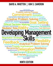 Developing Management Skills av David A. Whetten og Kim S. Cameron (Heftet)