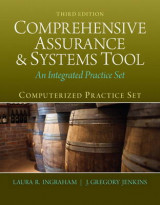 Omslag - Computerized Practice Set for Comprehensive Assurance & Systems Tool (CAST) Plus Peachtree Complete Accounting 2012