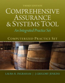 Computerized Practice Set for Comprehensive Assurance & Systems Tool (CAST) Plus Peachtree Complete Accounting 2012 av Laura R. Ingraham og J. Gregory Jenkins (Blandet mediaprodukt)