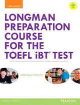 Omslag - Longman Preparation Course for the TOEFL IBT Test, with Myenglishlab and Online Access to MP3 Files and Online Answer Key
