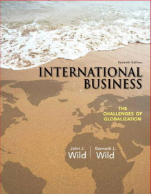 International Business Plus New MyManagementLab with Pearson Etext -- Access Card Package av John J. Wild og Kenneth L. Wild (Blandet mediaprodukt)