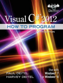 Visual C# 2012 How to Program av Paul J. Deitel og Harvey M. Deitel (Heftet)