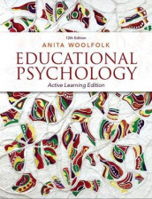 Educational Psychology with MyEducationLab with Pearson eText av Anita Woolfolk (Blandet mediaprodukt)