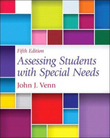 Assessing Students with Special Needs with Pearson eText Access Card Package av John J Venn (Blandet mediaprodukt)