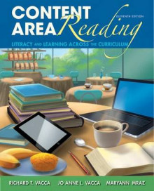 Content Area Reading Plus New Myeducationlab with Video-Enhanced Pearson Etext -- Access Card Package av Richard T Vacca, Jo Anne L Vacca og Maryann E Mraz (Blandet mediaprodukt)