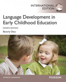 Language Development in Early Childhood Education av Beverly W. Otto (Heftet)