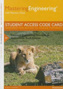 MasteringEngineering with Pearson EText -- Standalone Access Card -- for Electrical Engineering av Allan R. Hambley (Blandet mediaprodukt)
