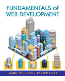 Fundamentals of Web Development av Randy Connolly og Ricardo Hoar (Innbundet)