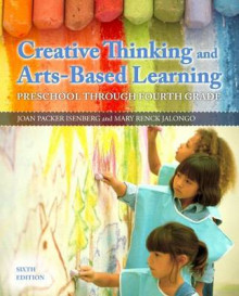 Creative Thinking and Arts-Based Learning with Access Code av Joan Packer Isenberg og Mary Renck Jalongo (Blandet mediaprodukt)