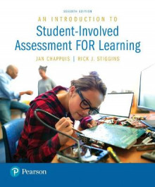 An Introduction to Student-Involved Assessment for Learning av Rick Stiggins og Jan Chappuis (Heftet)