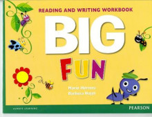 Big Fun Reading and Writing Workbook av Mario Herrera og Barbara Hojel (Heftet)