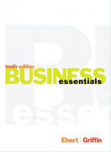 Omslag - Business Essentials, Student Value Edition