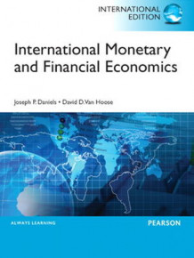 International Monetary & Financial Economics av Joseph P. Daniels og David D. VanHoose (Heftet)