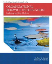Organizational Behavior in Education av Owens og Thomas C. Valesky (Heftet)