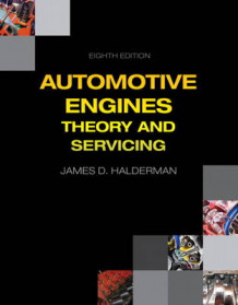 Automotive Engines av James D. Halderman (Heftet)
