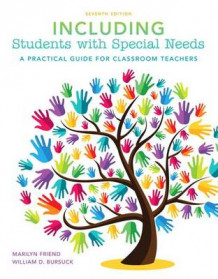 Including Students with Special Needs with Access Codes av Marilyn Friend og William D Bursuck (Perm)