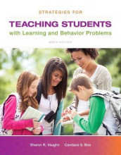 Strategies for Teaching Students with Learning and Behavior Problems, Enhanced Pearson Etext with Loose-Leaf Version -- Access Card Package av Candace S Bos og Sharon R Vaughn (Blandet mediaprodukt)