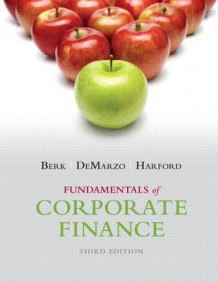 Fundamentals of Corporate Finance with MyFinanceLab Student Access Code av Jonathan Berk (Blandet mediaprodukt)