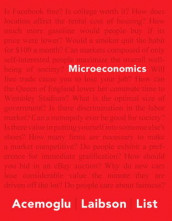 Microeconomics Plus NEW MyEconLab with Pearson eText -- Access Card Package av Daron Acemoglu, David Laibson og John List (Blandet mediaprodukt)