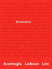 Economics Plus New Mylab Economics with Pearson Etext -- Access Card Package av Professor Daron Acemoglu, David Laibson og John List (Blandet mediaprodukt)