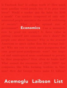 Economics Plus New Myeconlab with Pearson Etext -- Access Card Package av Professor Daron Acemoglu, David Laibson og John List (Blandet mediaprodukt)