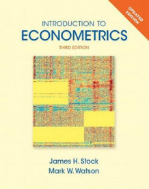 Introduction to Econometrics, Update Plus New Mylab Economics with Pearson Etext -- Access Card Package av James H Stock og Mark W Watson (Blandet mediaprodukt)