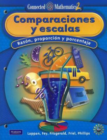 Connected Mathematics Spanish Grade 7 Student Edition Comparing and Scaling (Heftet)