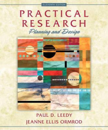 Practical Research av Paul D. Leedy og Jeanne Ellis Ormrod (Heftet)