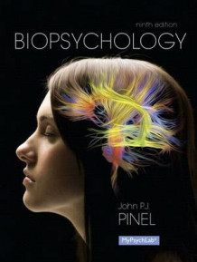 Biopsychology, Books a la Carte Plus New Mypsychlab with Etext -- Access Card Package av John P J Pinel (Blandet mediaprodukt)