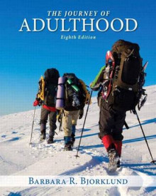 The Journey of Adulthood with Access Code av Barbara R Bjorklund (Blandet mediaprodukt)