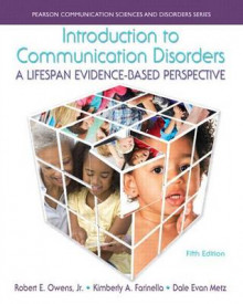Introduction to Communication Disorders av Owens, Kimberly A Farinella og Dale Evan Metz (Blandet mediaprodukt)