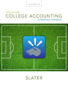 College Accounting av Jeffrey Slater (Innbundet)
