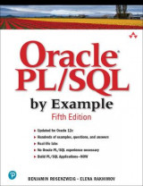 Omslag - Oracle PL/SQL by Example
