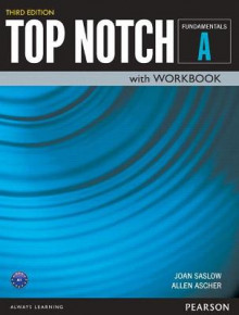 A Top Notch Fundamentals Student Book/Workbook Split av Joan M. Saslow og Allen Ascher (Heftet)