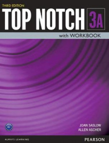 A Top Notch 3 Student Book/Workbook Split av Joan Saslow og Allen Ascher (Heftet)