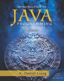Introduction to Java Programming, Comprehensive Version Plus MyProgrammingLab with Pearson eText - Access Card Package av Y. Daniel Liang (Blandet mediaprodukt)
