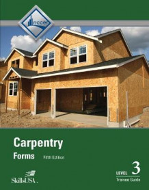 Carpentry Forms: Trainee Guide Level 3 av NCCER (Heftet)