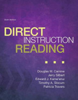 Omslag - Direct Instruction Reading, Enhanced Pearson Etext with Loose Leaf Version -- Access Card Package
