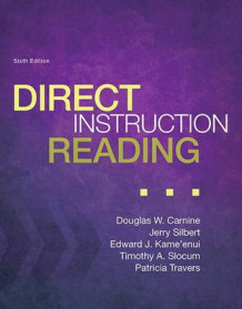 Direct Instruction Reading, Enhanced Pearson Etext with Loose Leaf Version -- Access Card Package av Douglas W Carnine, Jerry Silbert, Edward J Kame'enui, Timothy A Slocum og Patricia A Travers (Blandet mediaprodukt)