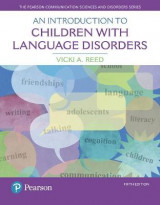Omslag - An Introduction to Children with Language Disorders