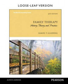 Family Therapy av Samuel T Gladding (Perm)